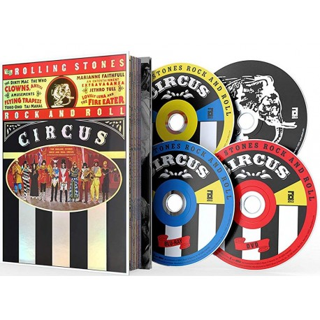 THE ROLLING STONES - CIRCUS