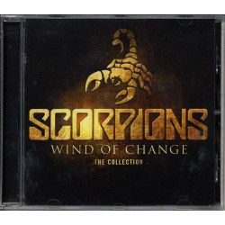 SCORPIONS - WIND OF CHANGE COLLECTION