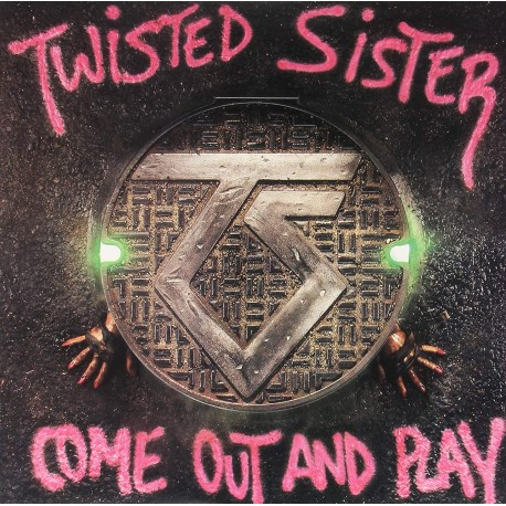 TWISTED SISTER - COME OUT AND PLAY POP UP SLEEVE