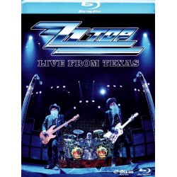 ZZTOP - LIVE IN TEXAS