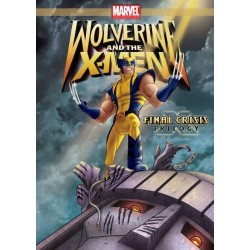 WOLVERINE AND THE X-MEN - FINAL CRISIS TRILOGY