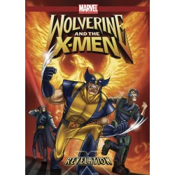 WOLVERINE AND THE X MEN - REVELATION
