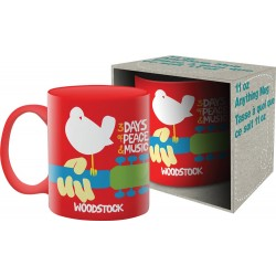 WOODSTOCK - CERAMIC MUG