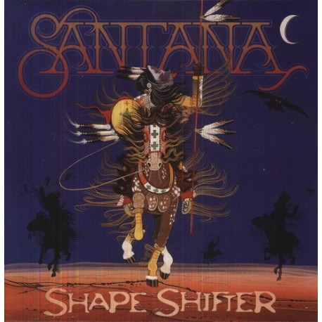 SANTANA - SHAPE SHIFTE