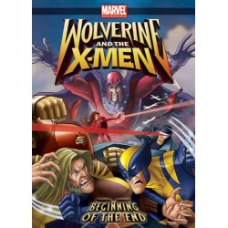 WOLVERINE AND THE X-MEN - BEGINNING OF THE END