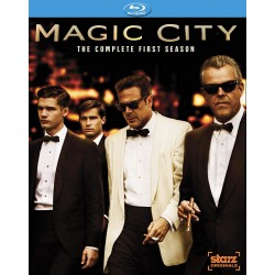 MAGIC CITY - 1 SEASON