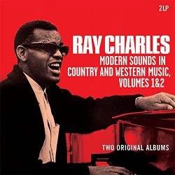 RAY CHARLES - MODERN SOUNDS IN COUNTRY AND WESTERN MUSIC - VOLUMENES 1 Y 2