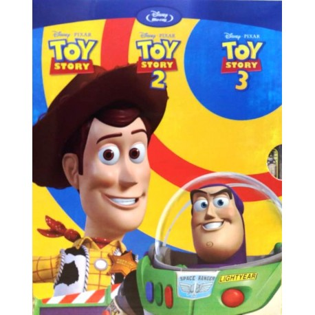 TOY STORY 1 - 2 - 3