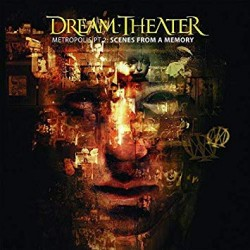 DREAM THEATER - METROPOLIS PT 2 - SCENES FROM A MEMORY