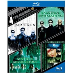 4 FILM FAVORITES - THE MATRIX COLLECTION