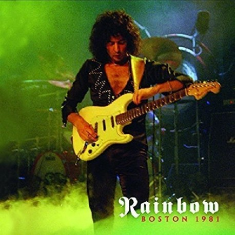 RAINBOW - LIVE IN BOSTON 1981