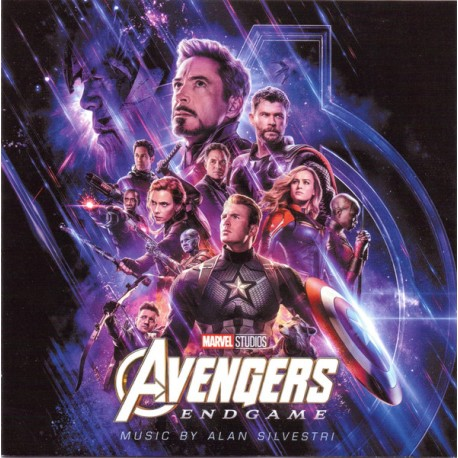 ALAN SILVESTRI - AVENGERS - END GAME - SOUNDTRUCK