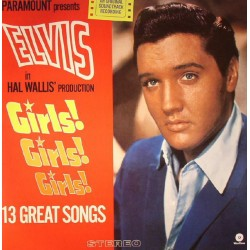 ELVIS PRESLEY - GIRLS GIRLS GIRLS - SOUNDTRACK