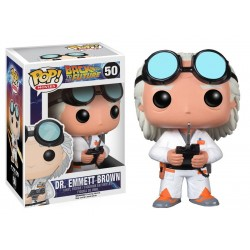 Pop! 455: Back to the Future / Doctor Brown