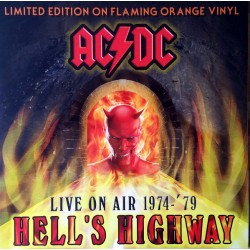 ACDC - HELLS HIGHWAY - LIVE ON AIR 74-79
