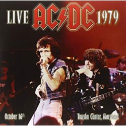 ACDC - LIVE 1979 - TOWSON CENTER MARYLAND