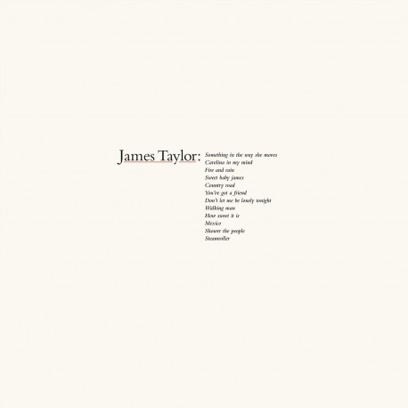 JAMES TAYLOR - PLATINUM MUST HAVE COLLECTION