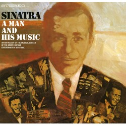 FRANK SINATRA - A MAN AND HIS MUSIC