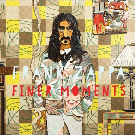 FRANK ZAPPA FINER MOMENTS