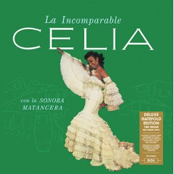 CELIA CRUZ CON LA SONORA MATACERA - INCOMPARABLE CELIA