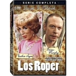 LOS ROPER - GEORGE AND MILDRED - SERIE COMPLETA