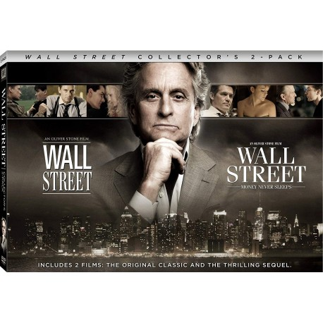 WALL STREET 1 / WALL STREET 2 COLECCION