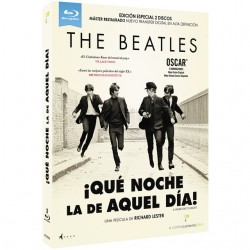 THE BEATLES - QUE NOCHE LA DE AQUEL DIA