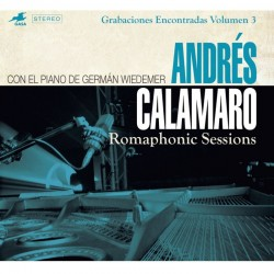 ANDRES CALAMARO - ROMAPHONIC SESSIONS
