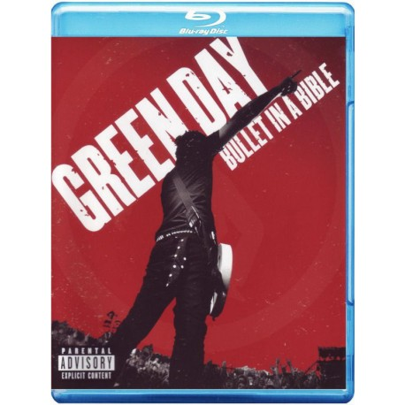GREEN DAY - BULLET IN A BIBLE