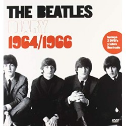 THE BEATLES - DIARY 1964/1966
