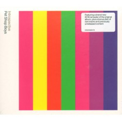 PET SHOP BOYS - INTROSPECTIVE 1988-1989