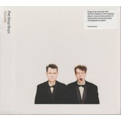 PET SHOP BOYS - ACTUALLY / FURTHER LISTENING 1987–1988