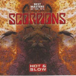 SCORPIONS - HOT AND SLOW - BEST MASTERS OF THE 70