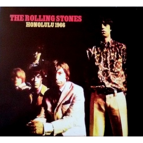 THE ROLLING STONES - HONOLULU 1966