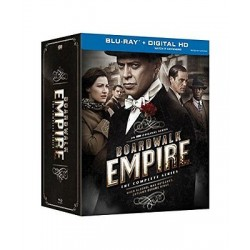 BOARDWALK EMPIRE - THE COMPLETE SERIES