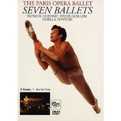 THE PARIS OPERA BALLET - SEVEN BALLETS