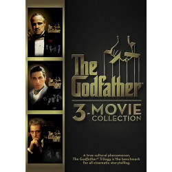 THE GODFATHER - 3 MOVIES COLLECTION