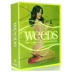 WEEDS - THE COMPLETE COLLECTION
