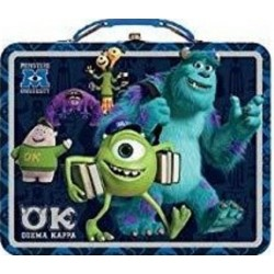 MONSTERS UNIVERSITY - OK - LUNCH BOX