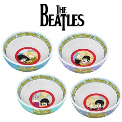 THE BEATLES - CERAMIC BOWL SET