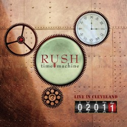 RUSH - TIME MACHINE 2011- LIVE CLEVELAND