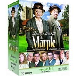MISS MARPLE - TEMPORADAS 1-5