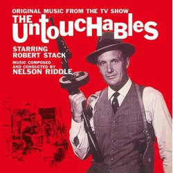 NELSON RIDDLE - THE UNTOUCHABLES - SOUNDTRACK