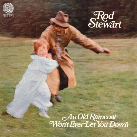 ROD STEWART AN OLD RAINCOAT WON´T EVER LET YOU DOWN