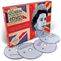 THE QUEEN - 60 GLORIOS YEARS COLLECTION