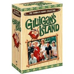 GILLIGANS ISLAND - THE COMPLETE SERIES COLLECTION