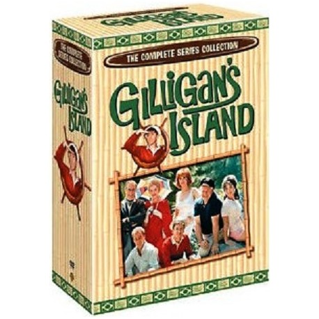 GILLIGANS ISLAND - COMPLETE COLLECTION