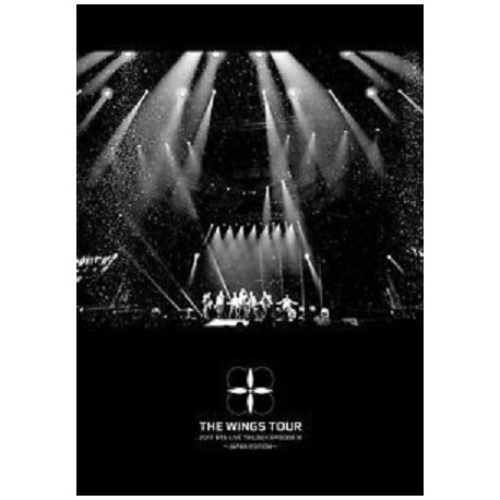 BTS - WINGS TOUR LIVE TRILOGY EPISODE III