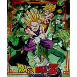 DRAGON BALL Z - LA SAGA DE CELL / LA SAGA DEL TORNEO DEL MAS ALLABOX 2