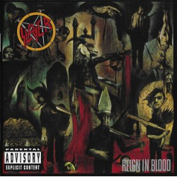 SLAYER - REIGN IN BLOOD - EXPANDED EDITION